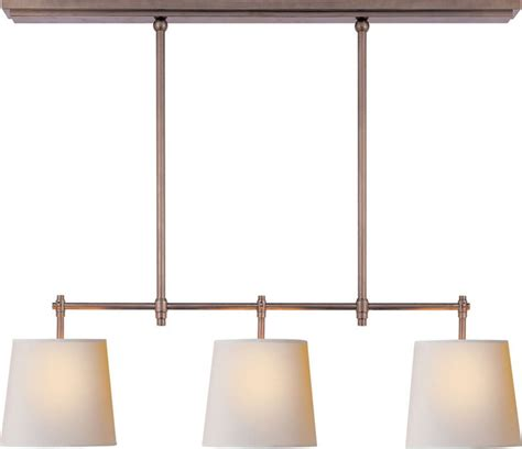 Visual Comfort Island Light Visual Comfort And Co Tob5004an Np Obrien Bryant Island Lights Contemporary Kitchen