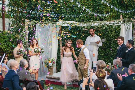 backyard wedding free how we planned a 10k backyard wedding in seventeen days