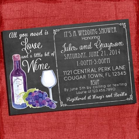 Printable Wine Themeuples Ed  Ee  Wedding Ee   S Er