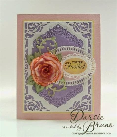 mby a2 scallop cards template 1000 images about spellbinder eloquence die on