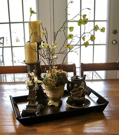 bandeja decorada  centro de mesa decoracion