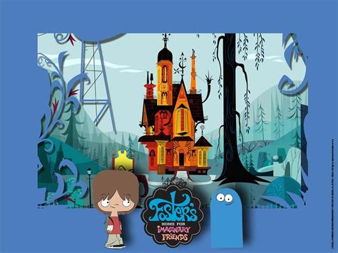 theory 1 foster s home for imaginary friends by doomed