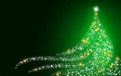 christmas wallpapers shimmering christmas tree on