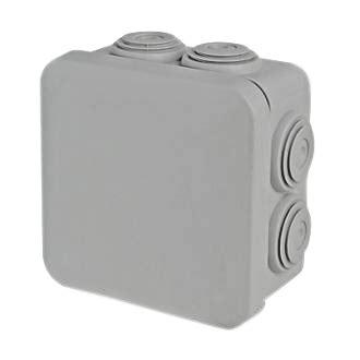 Cctv Junction Box plastic cctv junction box 80x80 46mm