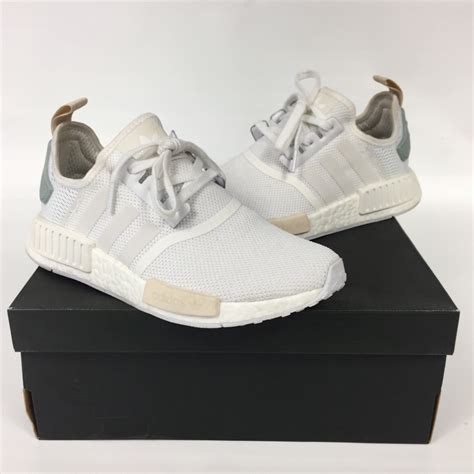 Adidas Italy Grade Ori 10 adidas 174 nmd r1 white tactile green us s size 7 5 9 10 condition comes with