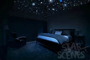 Realistic glow in the dark ceiling stars help you forget even the worst of mondays