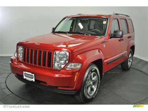 liberty colors 2008 inferno pearl jeep liberty sport 4x4