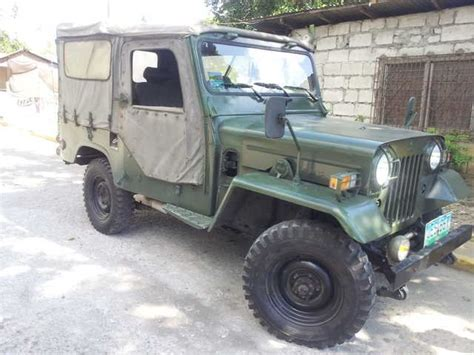 mitsubishi jeep for sale jeep 4x4 for sale in philippines autos post