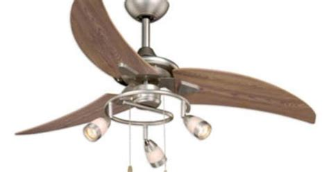 turn of the century fans turn of the century photon 48in 3 light ceiling fan