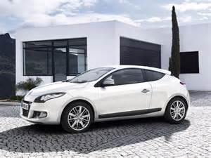Renault Megane 3 2010 2010 Renault Megane Iii Coupe Pictures Information And