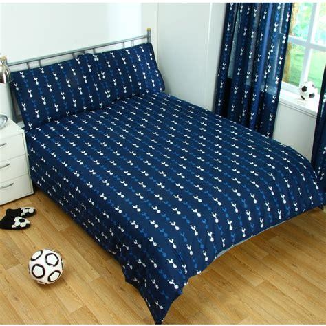 spurs bedding and curtains tottenham hotspur double duvet cover set new spurs