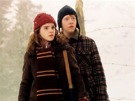 Cople Azkana weasley and hermione granger and hermione