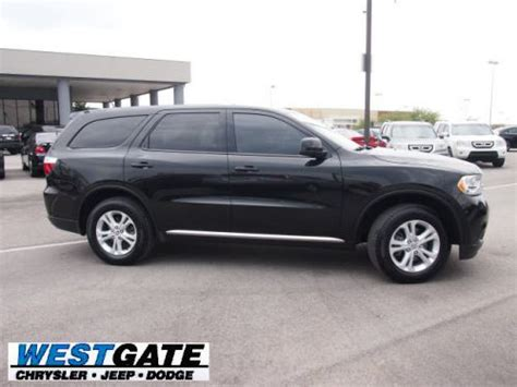 2013 Dodge Durango Sxt Used Cars In Sarcoxie Mo 64862 | sell used 2013 dodge durango sxt in 2695 e main st
