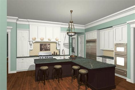small l shaped kitchen island home design considering