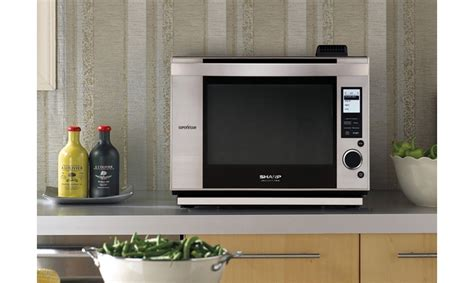 Cuisineart Toaster Oven Sharp Steam Oven Review Ax1200s Convection Microwave