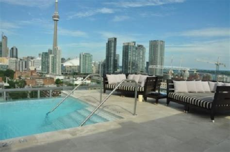 infinity hotel nyc rooftop infinity pool picture of thompson toronto a