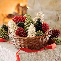 Dishfunctional designs decorating amp crafting with pine cones