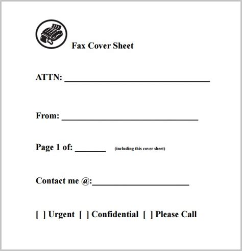 printable cover letters fax cover letter resume