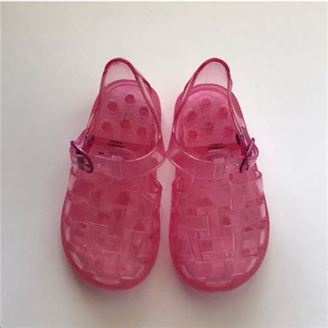 gap jelly shoes 38 gap other baby gap toddler pink jelly sandals