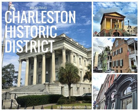 Historical House Plans by Sights Of Downtown Historic District Charleston South