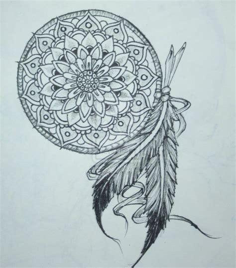 Tattoo Mandala Dreamcatcher | mandala dreamcatcher this d tattoos and trends