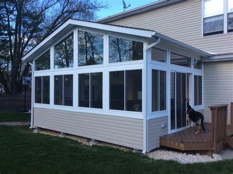 cost  build  sunroom   deck tyresc