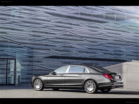 mercedes maybach s class 2016 car picture 19 of 38