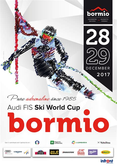 Audi Ski World Cup by Audi Fis Ski World Cup 2017 2018 The Stelvio Of Bormio Is