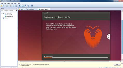 Tutorial Install Ubuntu Di Vmware | tutorial install ubuntu 14 04 di vmware workstation 10