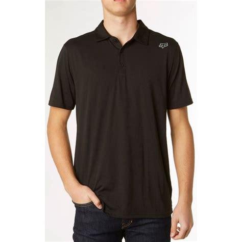 Polo Shirt Fox Racing 36 47 fox racing mens rookie sleeve polo shirt 221640