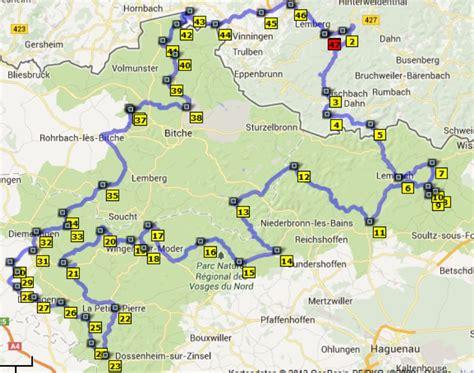 Motorrad Fahren Vogesen by Tourenfahrer Scouts