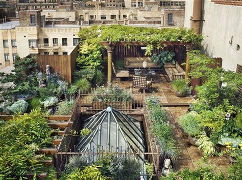 rooftop garden design ideas adding freshness