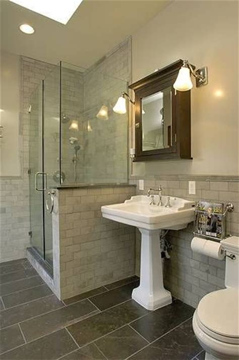 bathroom mirror surrounds 17 best ideas about tumbled marble tile on pinterest