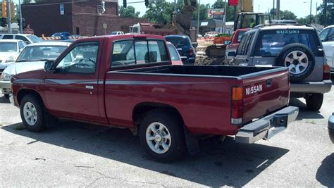 Tonneau Cover For 1996 Nissan 1996 Nissan Truck Bed