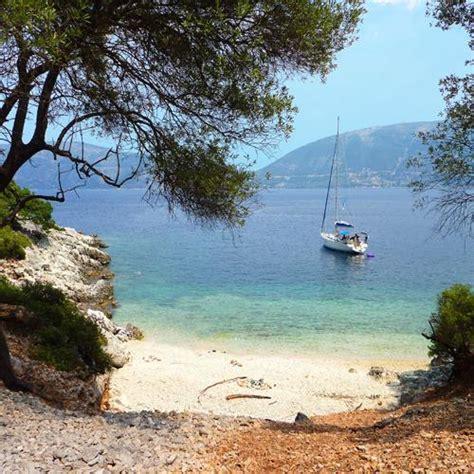 zeiljacht te koop griekenland bestemming griekenland ionische zee lefkas zelf zeilen