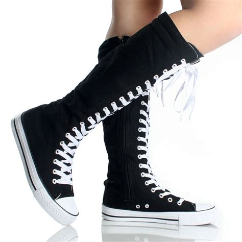 Converse Allstart By Pray Shoes i repeat shae black white canvas skate lace up