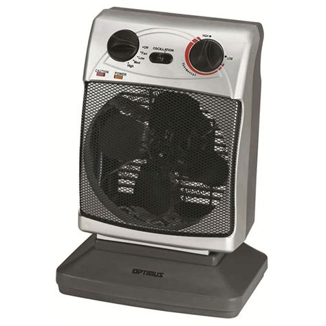 Small Heater Kmart Chef Schoice 97078848m Portable Oscillating Fan Heater