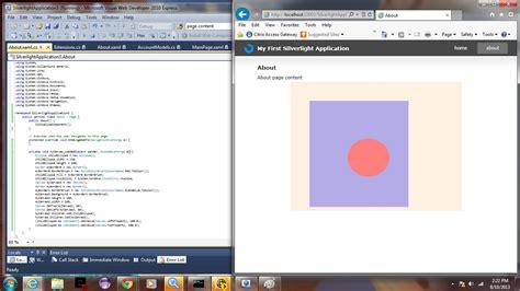 tutorial asp net indonesia silverlight asp net mvc primer tutorial robert james