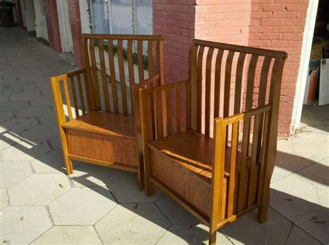 baby crib bench 2 benches from baby bed beds to benches pinterest