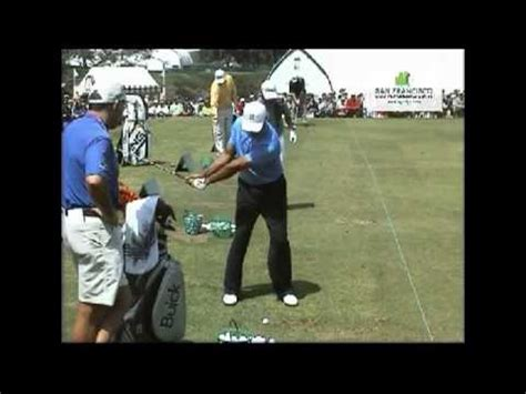 tiger woods golf swing speed tiger woods 2008 golf swing us open chion normal speed