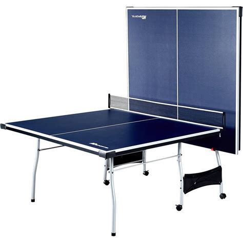 ping pong tennis blue white official size sports