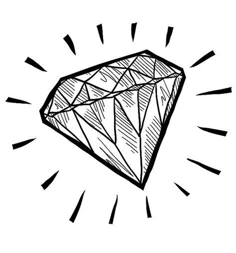 diamond shape coloring page az coloring pages