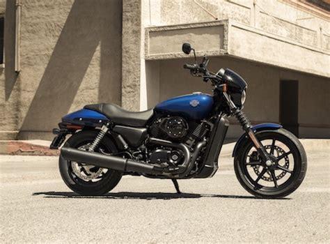 2017 Harley Street 500 more secure   Motorbike Writer