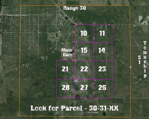 Number Of Acres In A Section by 2 51 Acre C Site 30 31 21 000000 043180 Buy River Ranch Lots