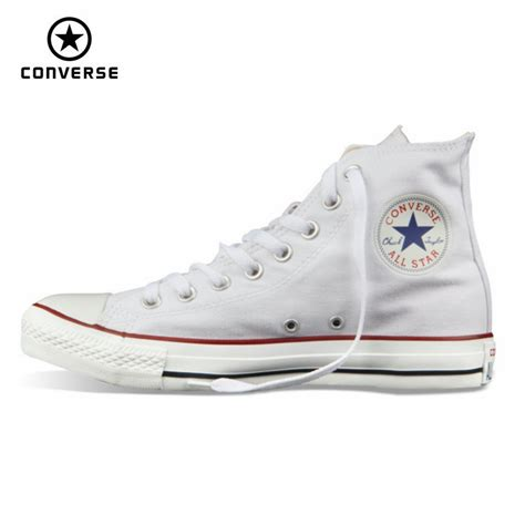 Sepatu Converse Canvas 01 original converse all shoes s sneakers canvas shoes all black high classic