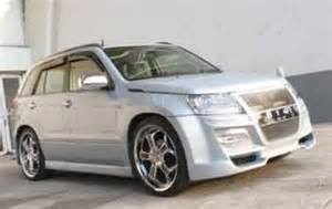 Modified Suzuki Grand Vitara Suzuki Modification Auto Car Modification