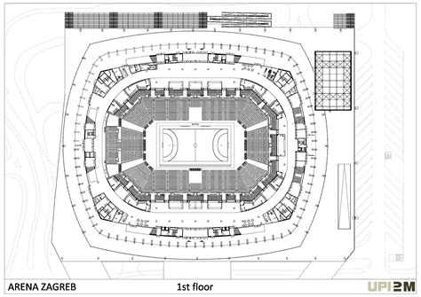 arena floor plan gallery of arena zagreb upi 2m 35