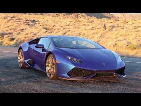 2016 Lamborghini Huracan Review, Ratings, Specs, Prices