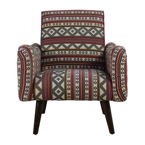 buy armchair buy aztec pattern accent armchair quality second hand