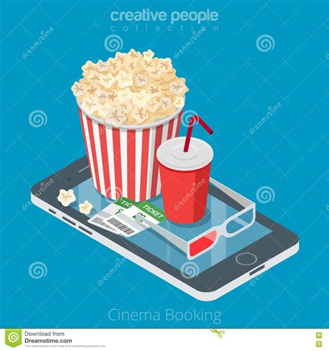 cinema 21 online booking coda cartoons illustrations vector stock images 21